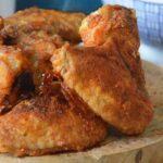 Diese geheime Zutat macht Ihr Huhn aus dem Airfryer besonders knusprig!